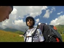 17082018 gudauri paragliding полет гудаури بالمظلات، جورجيا بالمظلات gudauriparagliding com 12