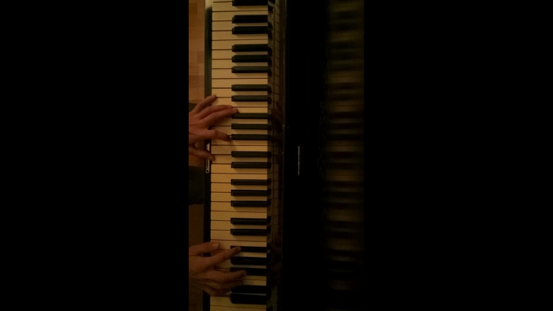 Again White Campanulas. Solo piano. Romantic piano music - Андрей Виноградов