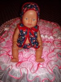 Журнал выкроек для кукол беби бон