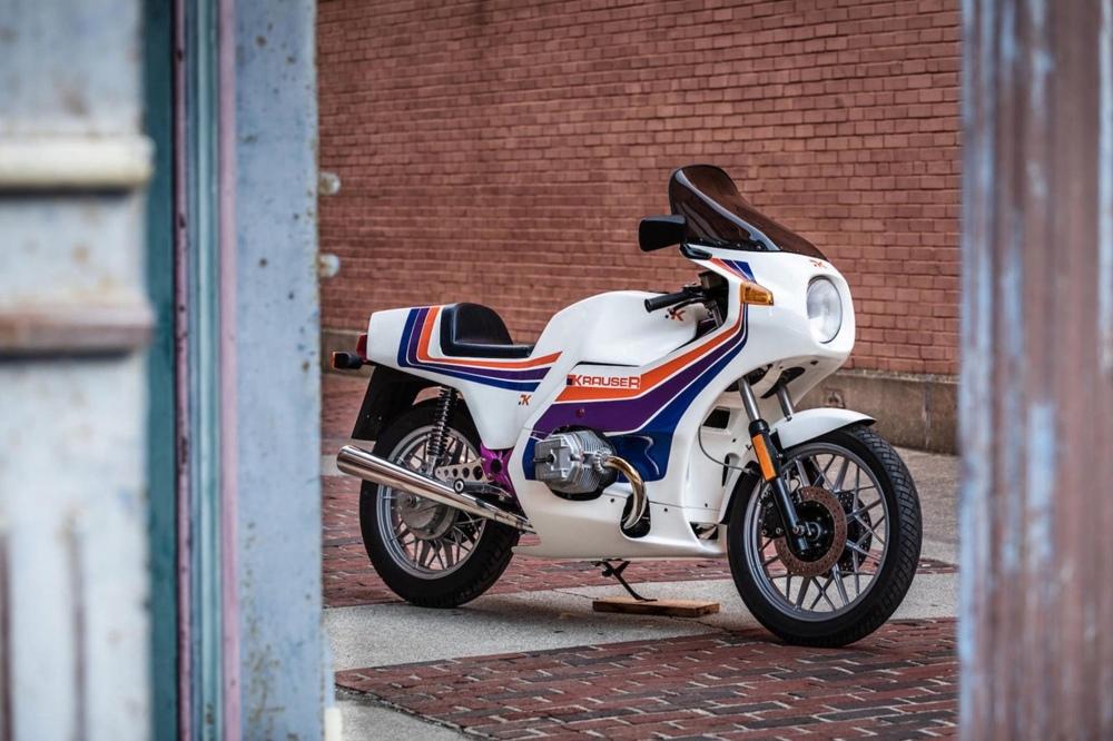 Мотоцикл Krauser MKM1000 #1/237
