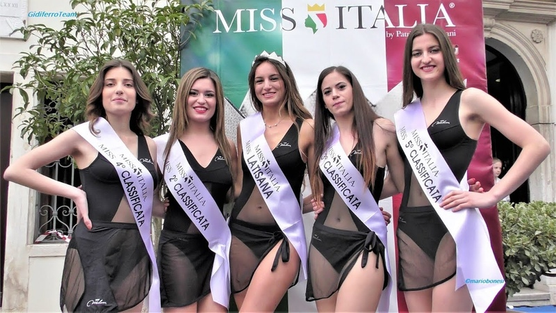 Miss Italia Friuli Venezia Miss Latisana 2019