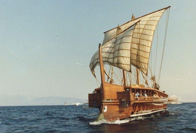 История мореплавания в Грузии