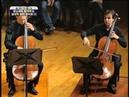 F. Mendelssohn - Octet in Es-dur, Op. 20 - New Russian Quartet, New Zeland Quartet Мендельсон Октет