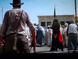 Indiana Jones versus The Swordsman