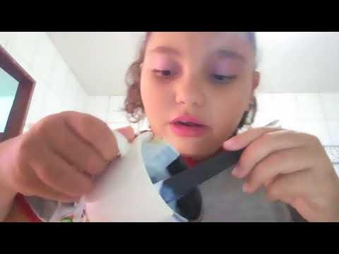 Ensinando a fazer slime gente esse video vai ter continuação