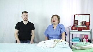 Сергей - отзыв о массажисте, остеопате и висцеральном терапевте Нелли Охримовской