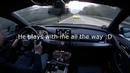 Audi A8L 4.2 TDI vs Ferrari 488 GTB vs BMW M550D On German Autobahn On Board POV Real Life Story