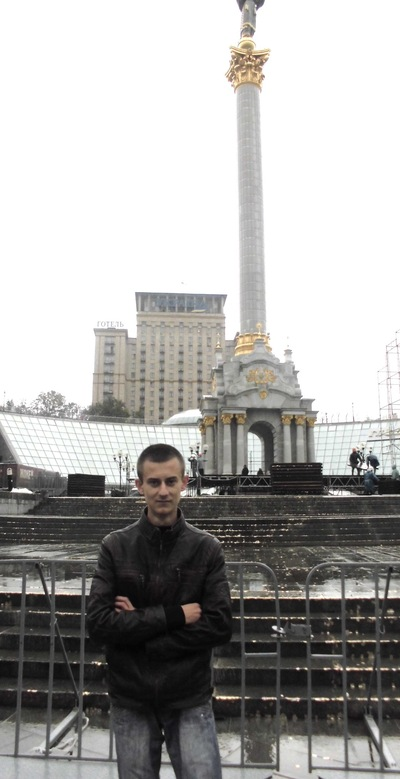 Сергій Пращур, 31 мая 1993, Киев, id161464439