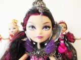 EVER AFTER HIGH RAVEN QUEEN LEGACY DAY REVIEW