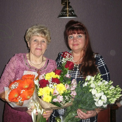Татьяна Пантелеева-Иванова