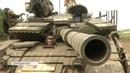 У зоні відведення озброєння відбулися навчання танкістів