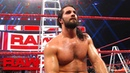 The Kingslayer Seth Rollins feels the effects of Raw's TLC Match main event Raw Exclusive Dec 10 2018