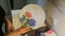 Набор тарелок Цветочная коллекция 🌼🌺🌸