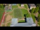 Поселок Удельная Раменского р на МО с квадрокоптера Северная и Южная сторона mp4