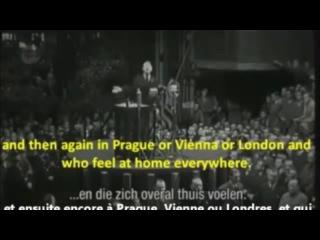 Adolf Hitler sur le juif international