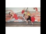 Упражнения на мышцы спины, рук, груди