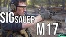 US Army's new handgun The Sig Sauer M17