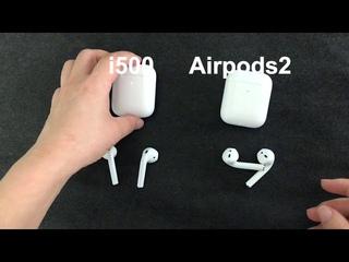 i500 tws airpods 2 copy, VS i60 i80 i100