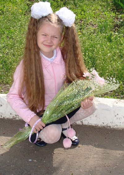 Ангелина Козлова, 23 апреля 1997, Орел, id142548414