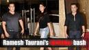 B-Town At Ramesh Taurani's Birthday Celebration | Salman Khan | Jacqueline Fernandez
