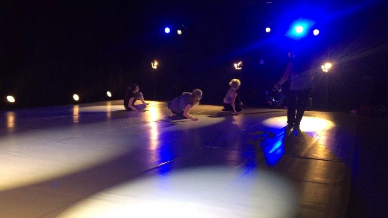"""I can feel "" Sima Performing Arts"