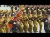 Stayin' Alive + марш китайской армии