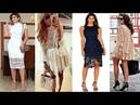 Vestidos De Encaje Moda Veraniega 💕