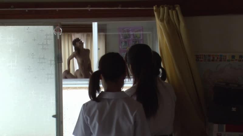 Голодные школьницы японки влагалищу не хозяйки, 1 NHDTA 595 part1