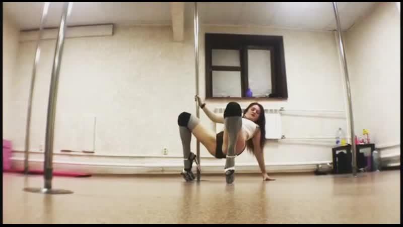 Shepeleva Anastasiya\Exotic Pole Dance
