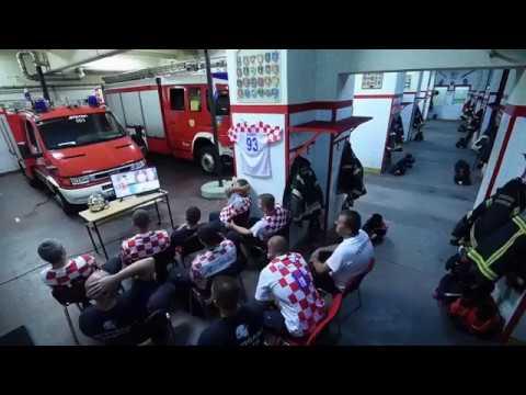 Тревога в пожарной части во время просмотра чемпионата мира по футболу
