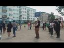 12 июня 2018 г. Национальный парный танец Улуг-Хемнин найыр самы.