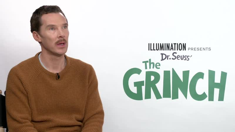Kids challenge Grinch star Benedict Cumberbatch to create new Grinch y song