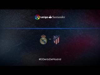 Мадридское Дерби - выиграй поездку на матч от LaLiga!