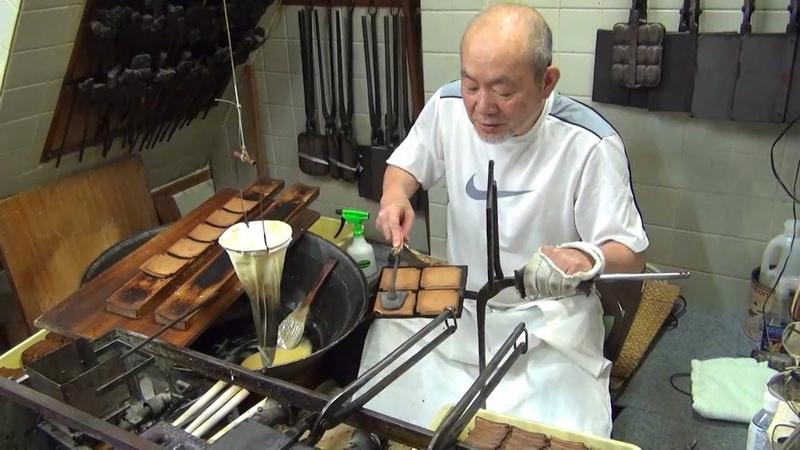 Japanese Street Food - Amazing Delicious Street Food in Japan