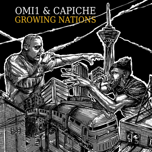 OMi 1 & Capiche - Growing Nations (Рост Наций) (2013)