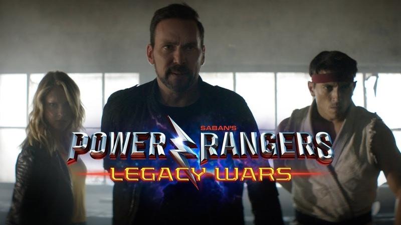Power Rangers Legacy Wars: Street Fighter Showdown – Official Teaser