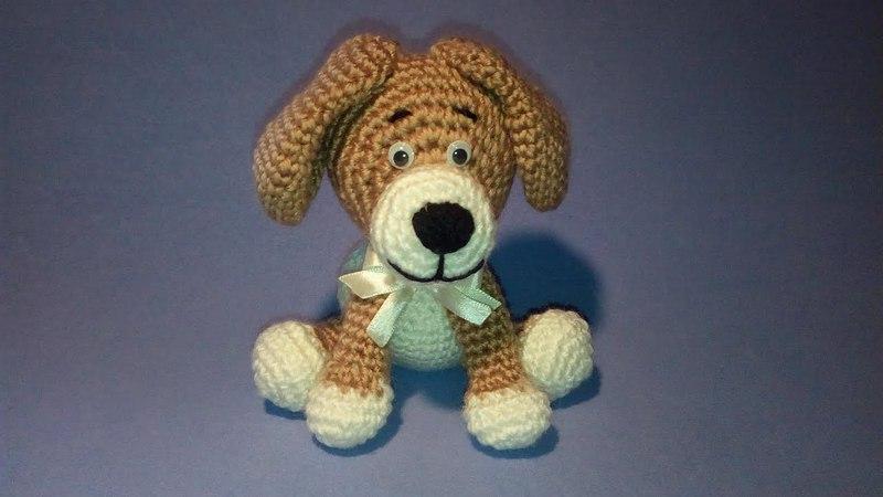 Cagnolino Amigurumi Tutorial - Dog crochet - Perro Crochet