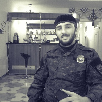 Алихан Умаров, 29 мая 1995, Оренбург, id203730670