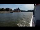 Прогулка на кораблике по реке Дунай
