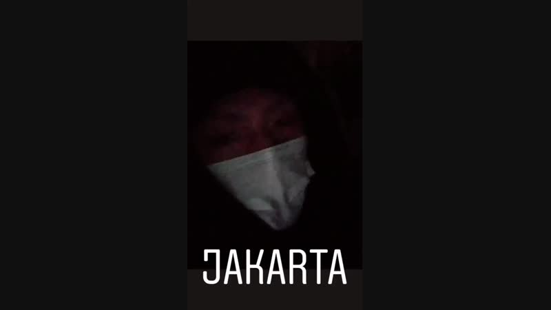 [Instagram] 181118 Донхёк добавил историю в инстаграме.