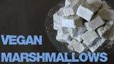 Homemade Vegan Marshmallows
