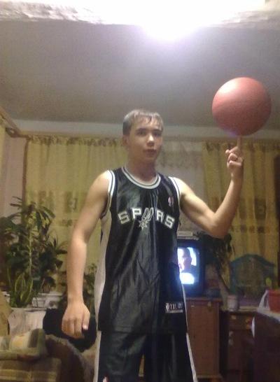 Алексей Ветлугин, 7 марта 1998, Нерчинск, id163761497