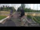 Прогулка на велосипедах 13.06.18