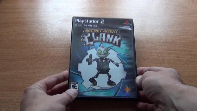 Secret Agent Clank Playstation 2 NTSC