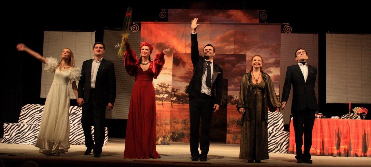 Спектакль по Чехову покажут на «Флаконе»