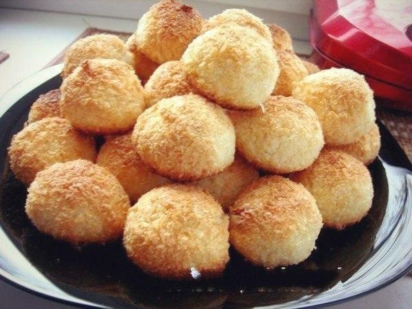 """Печенье """"Кокосанка"""" Для любителей кокосовой выпечки!!! Очень вкусное"""