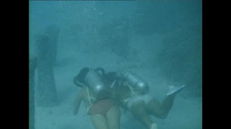 La Sirena de las Aguas Verdes (Underwater!) (John Sturges-1955)- Dual Español-Inglés