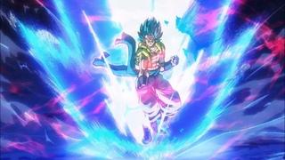 Gogeta vs. Broly Official Trailer Dragon Ball Super: Broly
