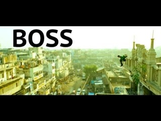 BOSS - Bollywood Chase Scene (Pip Andersen)