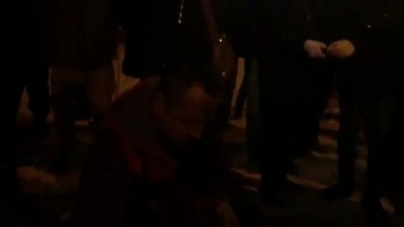 У Києві ветерани АТО провели виховну бесіду з водієм маршрутки який відмовив у пільговому проїзді матері загиблого бійця